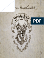 Hogwarts Houses Divided - Inverarity