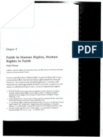 Ghanea. Faith in Human Rights