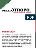 Azeótropo