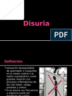 Disuria Expo