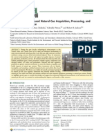 Air Impacts of Increased Natural Gas Acquisition, Processing, And Use a Critical Review 2014 Environmental Science and Technology