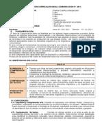 Comunicacion 5º ..doc