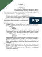 Transportes y Comunicaciones A.110