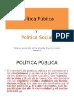 La Politica Social