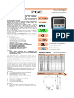 Manometro Digital Para Calibracion