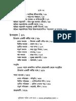 অদ্বৈত মল্লবর্মণ রচনাবলী - ড. ইসরাইল খান সূচীপত্র