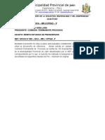 Informe N° 152_2014_MPJ_OPI_ Inf Proceso Adminstrativo_Desact PIP