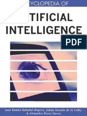 ISR encyclopedia of Artificial intelligence aug 2008 eBook