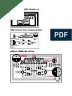 Placa de Circuito Impresso Do Ha 13158a