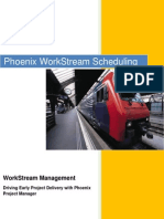 Workstream Management White Paper
