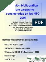 Revision Cargas No Consideradas Ntc 2004