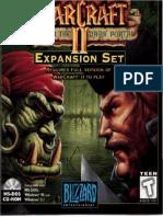 Warcraft II - Beyond the Dark Portal - Manual
