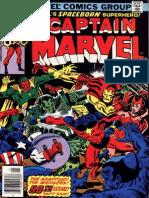Captain Marvel 50 Vol 1