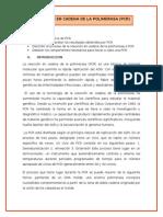 PCR CONVENCIONAL