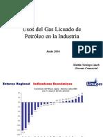Hora Del Gas-Usos Del GLP en La Industria 2004- Martin Norie