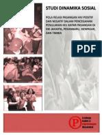 Studi Dinamika Perempuan HIV Dan Pasangannya