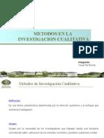 7. Presentacion Tipos de Investigacion Cualitativa
