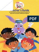 Teachers Guide Pre K