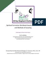 40 Day Shepherd Challenge