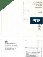 1988 - El Fracaso de La Matemática Moderna