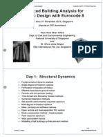 Seismic Design With Eurocode 8