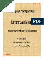 Tumba de Menna Analisis Formal e Iconografico