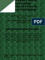 Infraestructura Escolar