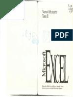 1992 - Excel Manual de Usuario Tomo II
