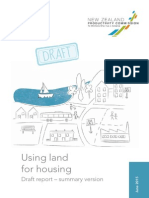 Using Land Draft Report Summary Version