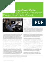 Dell Power Center Whitepaper