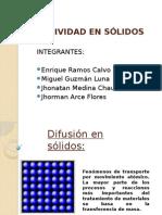 Difusion en Solidos Exposicion