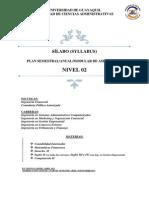 Sílabo segundo nivel.pdf