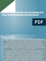 Esteatohepatitis No Alcoholica