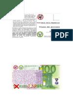 Banconota - cartolina
