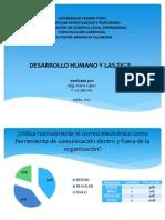 Desarrollo humano y las Tic's