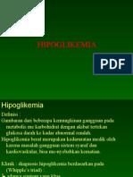 Hipoglikemia