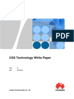 Huawei CloudEngine Switch CSS White Paper