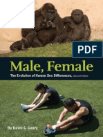 Male, Female The Evolution of Human Sex Differences