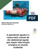 APENDICITE AGUDA