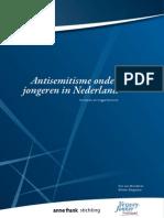 Antisemitisme Onder Jongeren in Nederland Oorzaken en Triggerfactoren