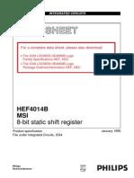 HEF4014B