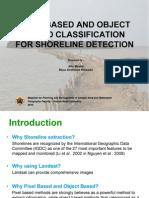 Shoreline Extraction Tutorial