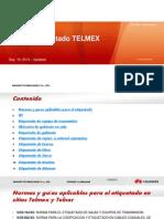 Guia de Etiquetado Actualizada Telmex