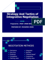 Chap 3 Integrative Negotiation (3)