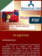 PLAQUETAS