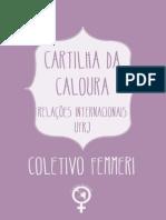 Cartilha Da Caloura
