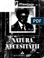 Alvin Plantinga - Natura necesitatii.pdf