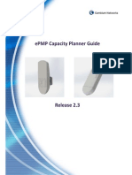 EPMP Capacity Planner Guide R2.3