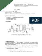 Uf System Operation Instruction-creflux