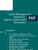 Labor Standards PPP